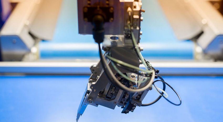 'An integrated robot doesn't need to be more expensive than a conventional machine.'