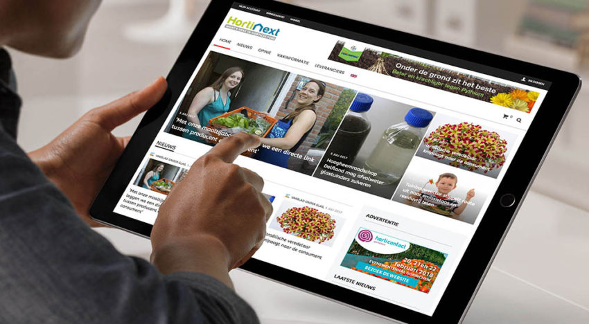 HortiNext launches subscriptions for premium content