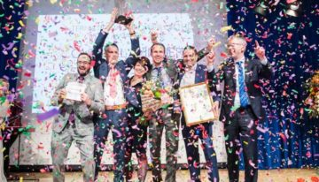 Ter Laak Orchids elected International Grower of the Year 2018