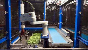 ISO Group unveils combination machine for cutting planting and transplanting