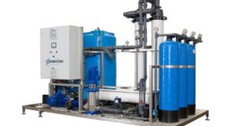 System extracts sodium from drain water