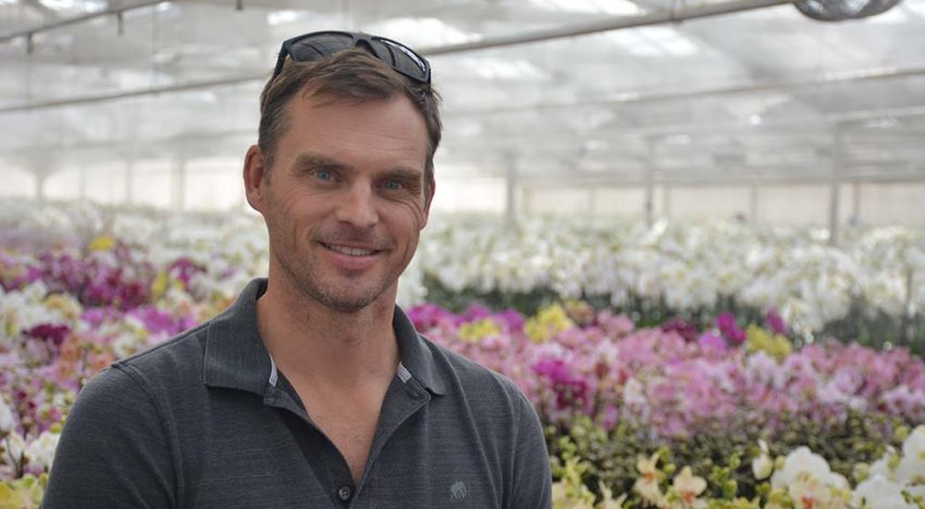 Westerlay Orchids evolves into major player in orchids in USA