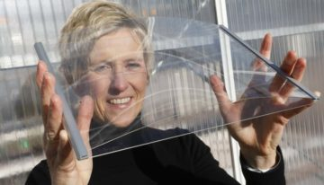 Ultra-thin glass: the way forward for the low-energy greenhouse?