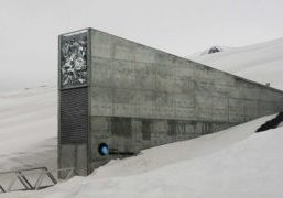 World seed bank on Spitsbergen