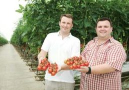 In 2004 two families, who each ran a small-scale business in Vienna, decided to set up a new, more professional horticultural business together.